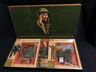 GI JOE - SGT ROCK - LIMITED EDITION SET - DC COMICS - JOE KURBERT